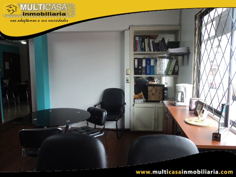 Arriendo Oficina en Coworking (Compartida) Sector Paucarbamba Cuenca - Ecuador