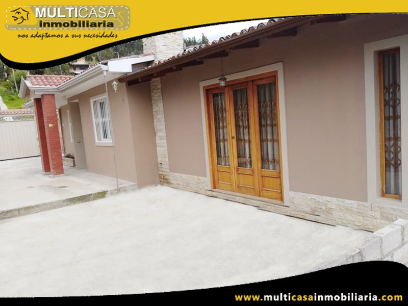 Casa Comercial en Venta a Crédito Sector Los Trigales Cuenca-Ecuador