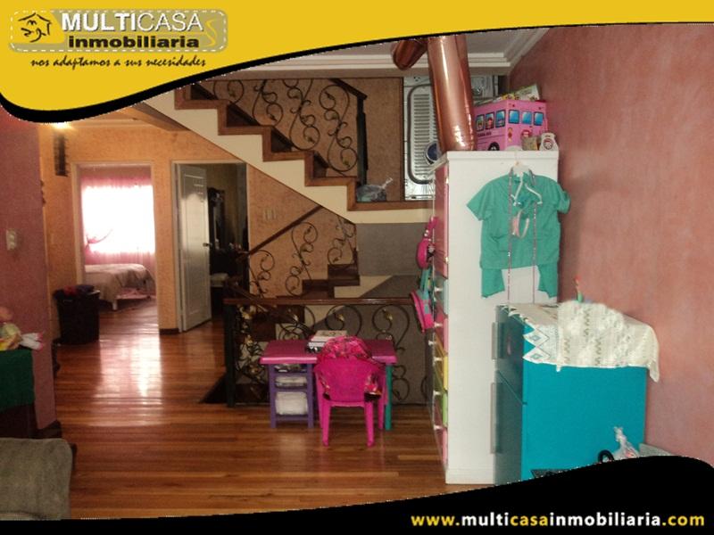 Casa en Condominio Privado de Venta a Crédito Sector Monay Cuenca - Ecuador