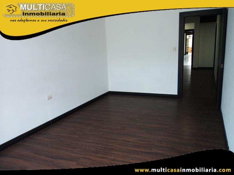 Arriendo Oficina Sector Centro Histórico Cuenca - Ecuador