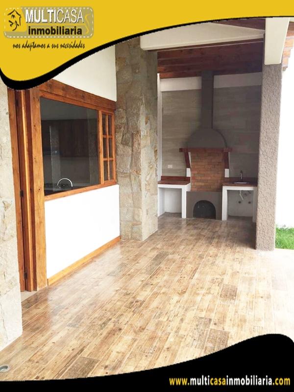 Arriendo Casa Sector Challuabamba Cuenca-Ecuador