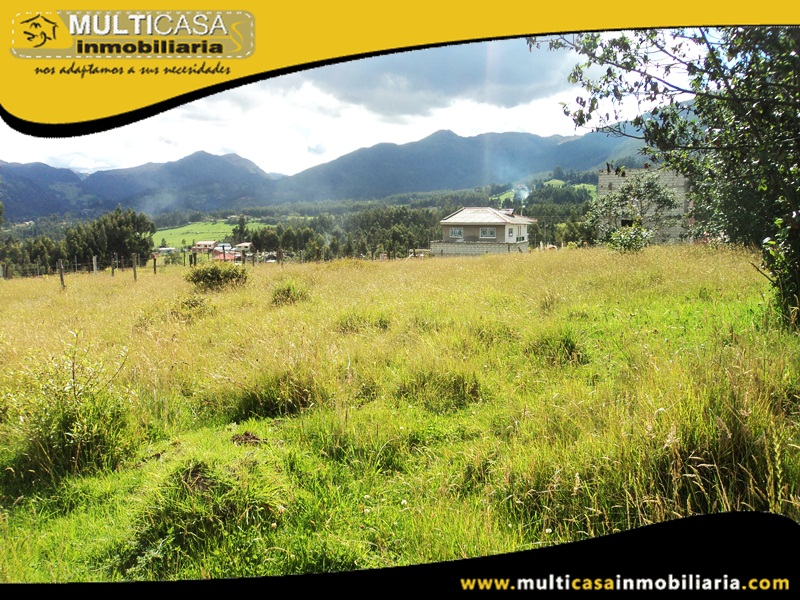 Terreno de 400 m2 en Venta a Crédito Sector Racar Cuenca-Ecuador