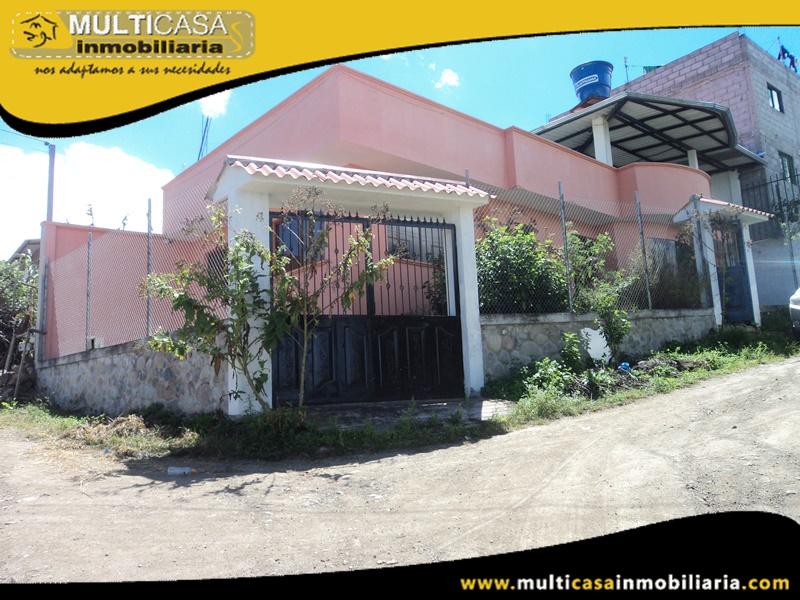 Casa en Venta a Crédito Sector Yunguilla - Ecuador