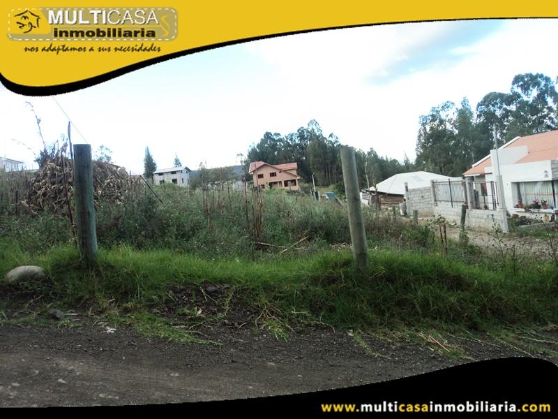 Terreno de 903 m2 en Venta a Crédito Sector Ricaurte Cuenca-Ecuador