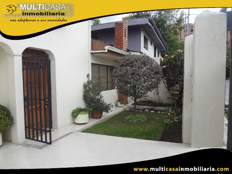 Arriendo Casa Ideal para Empresas e Instituciones Sector Calle Arrayanes y Alamos Cuenca-Ecuador