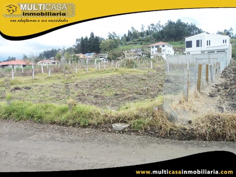 Terreno en Venta a Crédito Sector Ricaurte Cuenca Ecuador