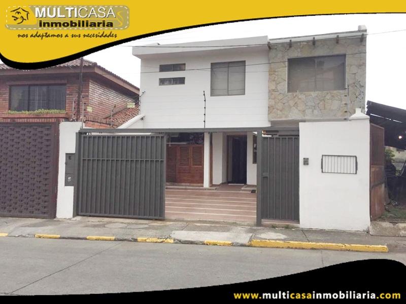 Casa en Venta a Crédito  Sector Puertas  Del  Sol - Cuenca - Ecuador
