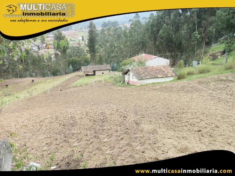 Terreno en Venta a  Crédito Sector Racar Cuenca-Ecuador