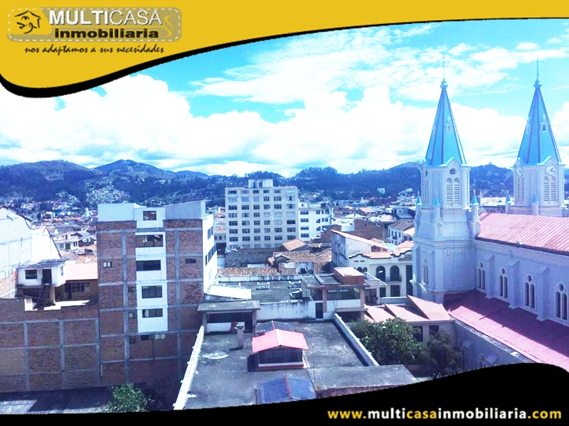 Dos Departamentos En  Venta a Crédito Sector Centro  de la Ciudad Cuenca-Ecuador