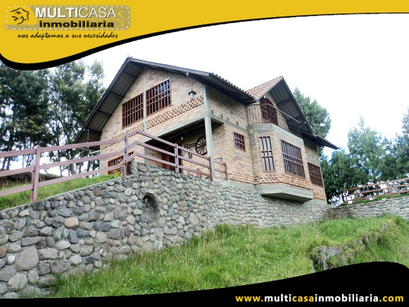 Casa en Venta a Crédito Sector Victoria del Portete- Cuenca-Ecuador