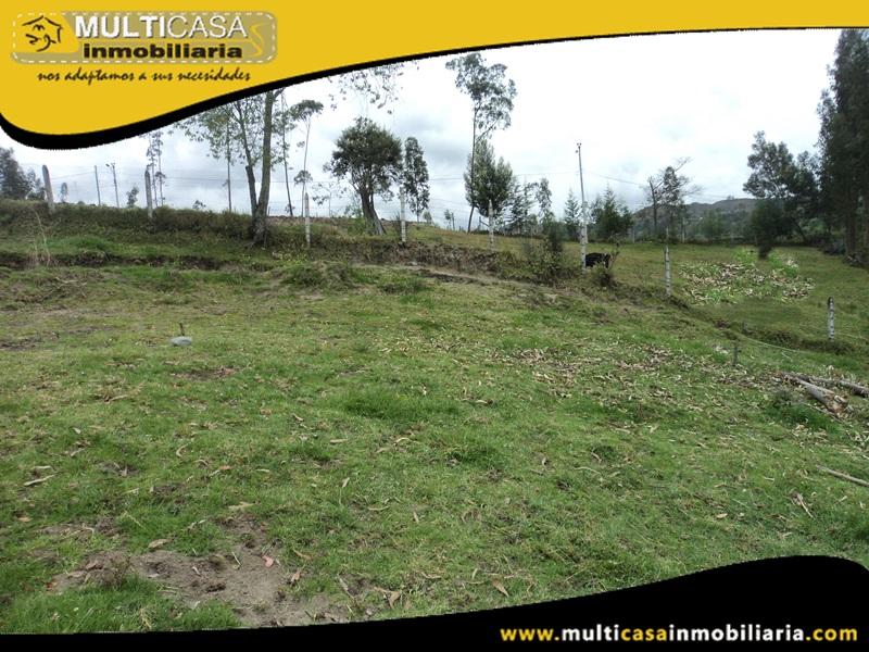 Terreno en Venta Crédito Sector Barrio Maria Auxiliadora-Ricaurte Cuenca-Ecuador
