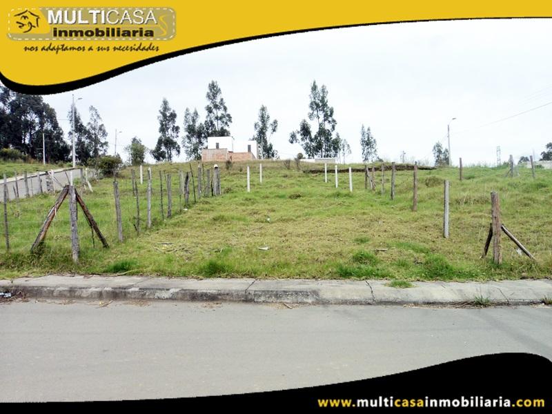 Terreno en Venta a Crédito Sector Chilcapamba Cuenca-Ecuador