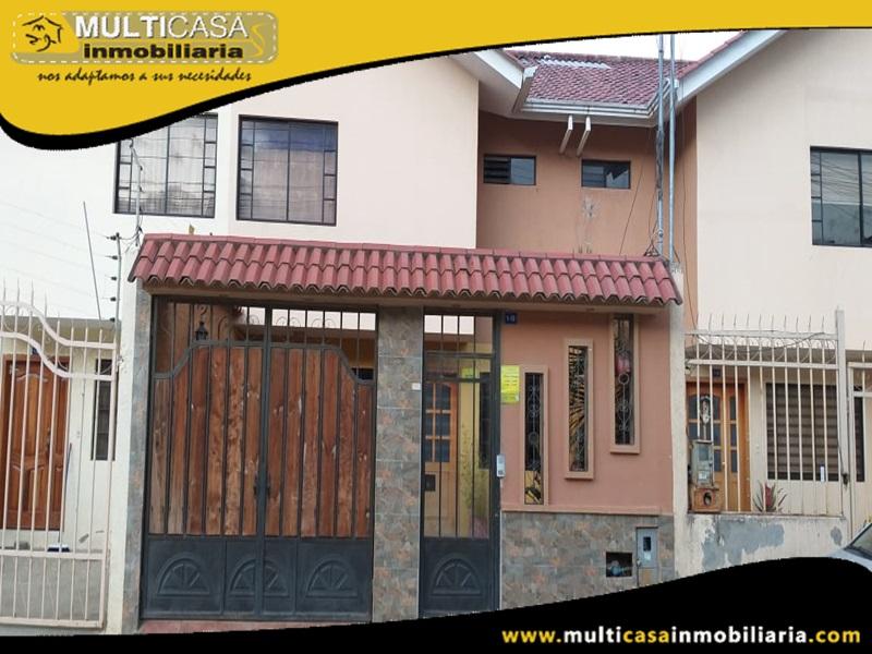Casa en Venta a Crédito Sector Paute-Ecuador