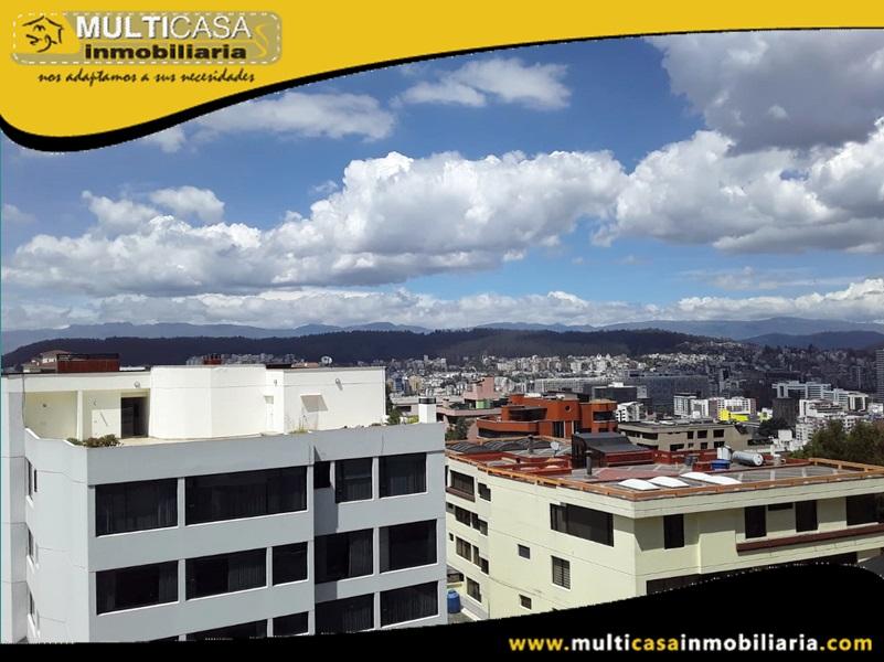 Departamento de Lujo en Venta a Crédito Sector Quito-Tennis -Ecuador