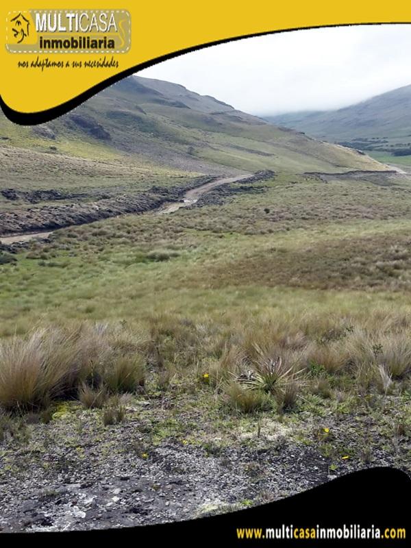 Hacienda en Venta a Crédito Sector San Fernando-Santa Isabel-Ecuador