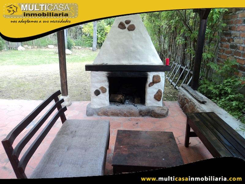 Casa en Venta a Crédito Sector Río Amarillo Cuenca-Ecuador