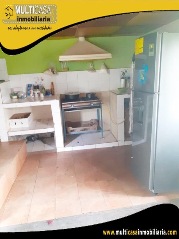 Casa en Venta a Crédito Sector -Uzhupud -Paute
