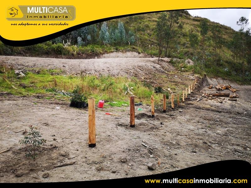 Terreno en Venta a Crèdito Sector Solano- Ecuador