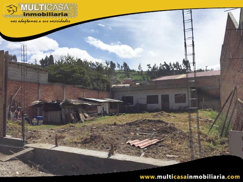 Terreno en Venta a Crédito Sector Rio Amarillo Cuenca-Ecuador
