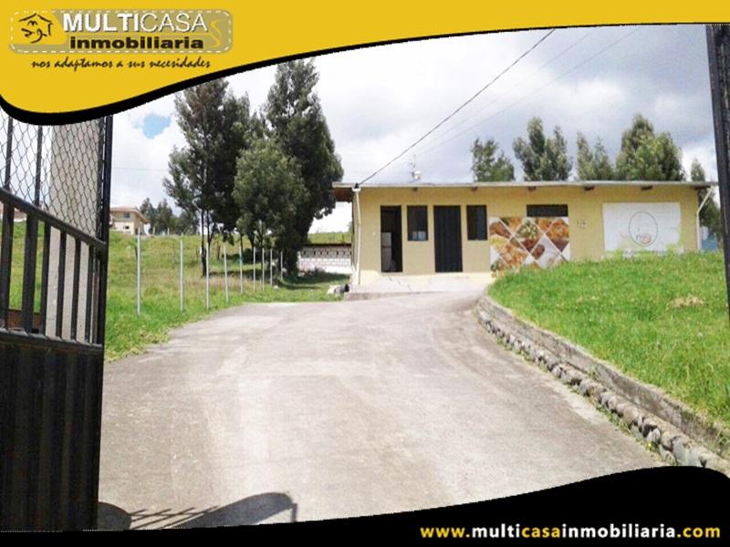 Propiedad con Negocio en Venta a Crédito Sector Monay Cuenca-Ecuador