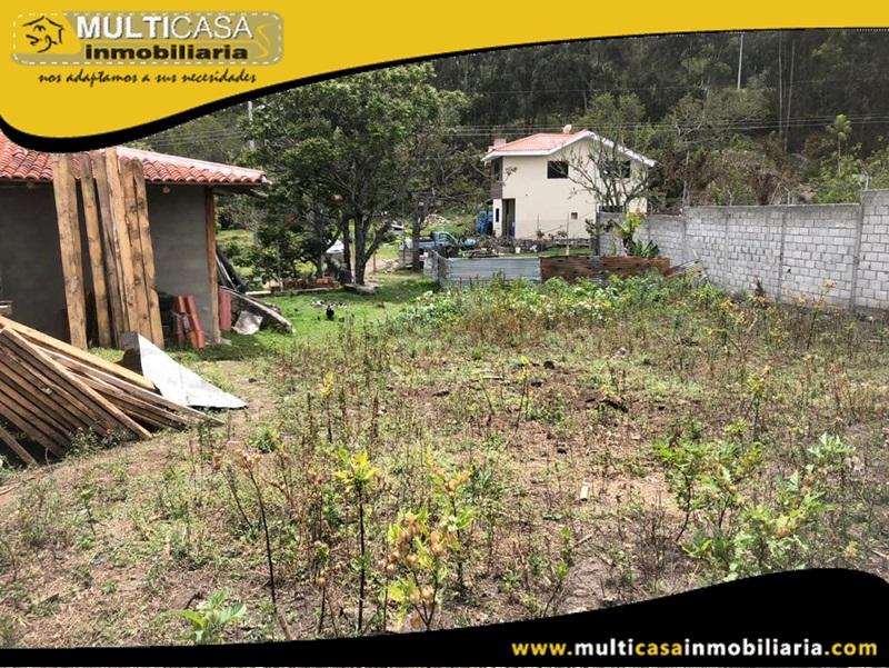 Terreno en Venta a Crédito Sector Challuabamba Cuenca Ecuador