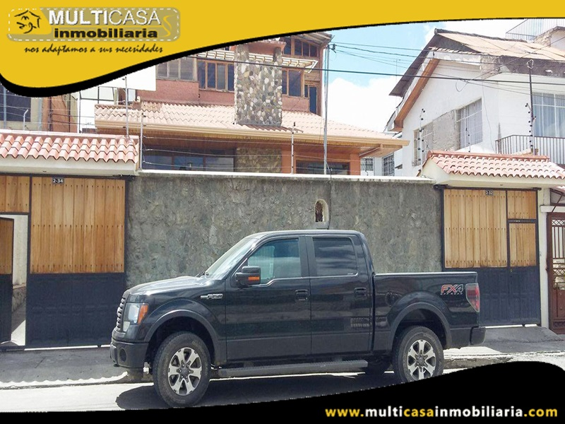 Casa de 12 Habitaciones y 10 Baños Produce $1.300 mensuales Sector Bellavista Cuenca- Ecuador