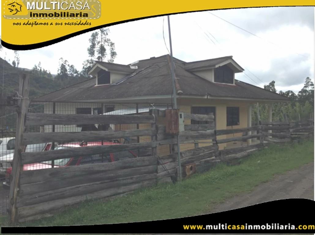 Casa en Venta Sector Sidcay- el Guabo