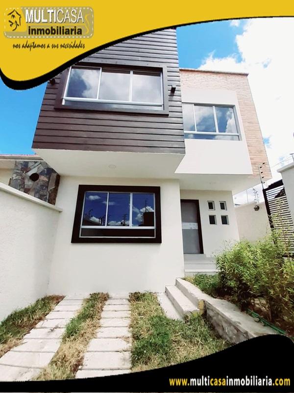 Casa en Condominio en venta, Sector San Miguel-Cebollar Cuenca-Ecuador