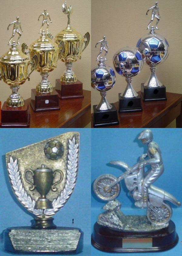 Medallas y Trofeos Narvaez e Hijos