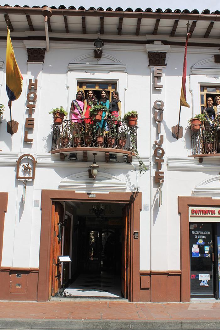 Hotel El Quijote