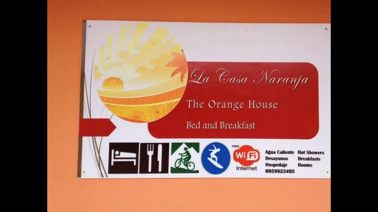Hostal Casa Naranja