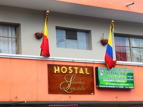 Hostal Sanchez