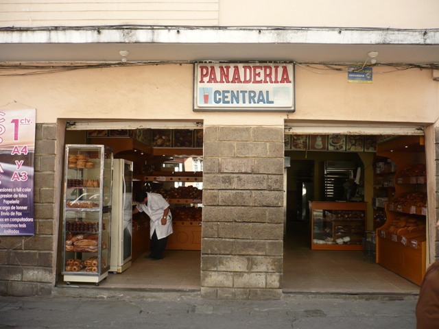 Panadería Central