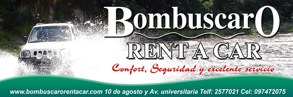 Bombuscaro rent a Car (Loja)