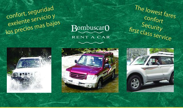 Bombuscaro rent a Car (Loja)