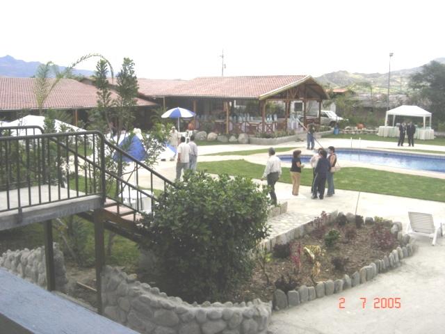 Hosteria las Lagunas (Loja)