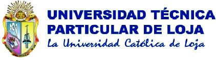 Universidad Tecnica Particular de Loja
