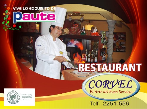 Corvel Restaurant