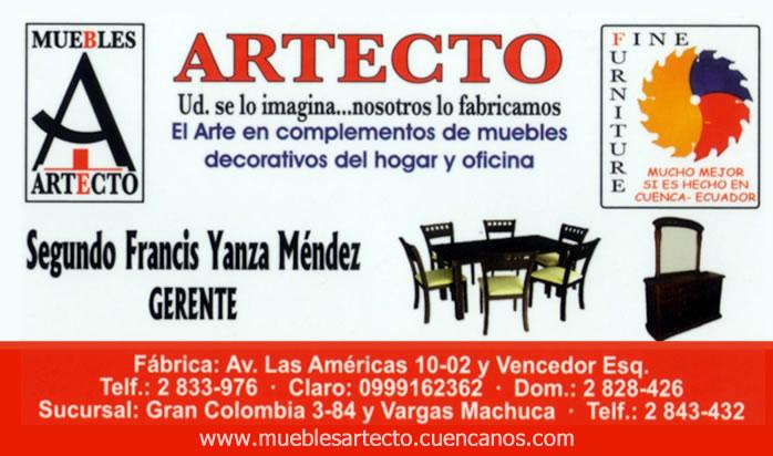 Muebles Artecto