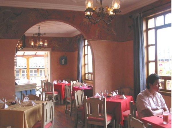 Restaurante El Maiz