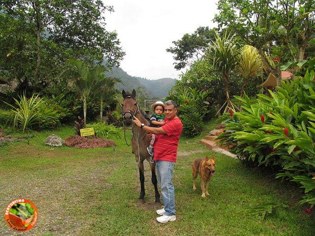 Ecoturismo Luis Antonio Hosteria