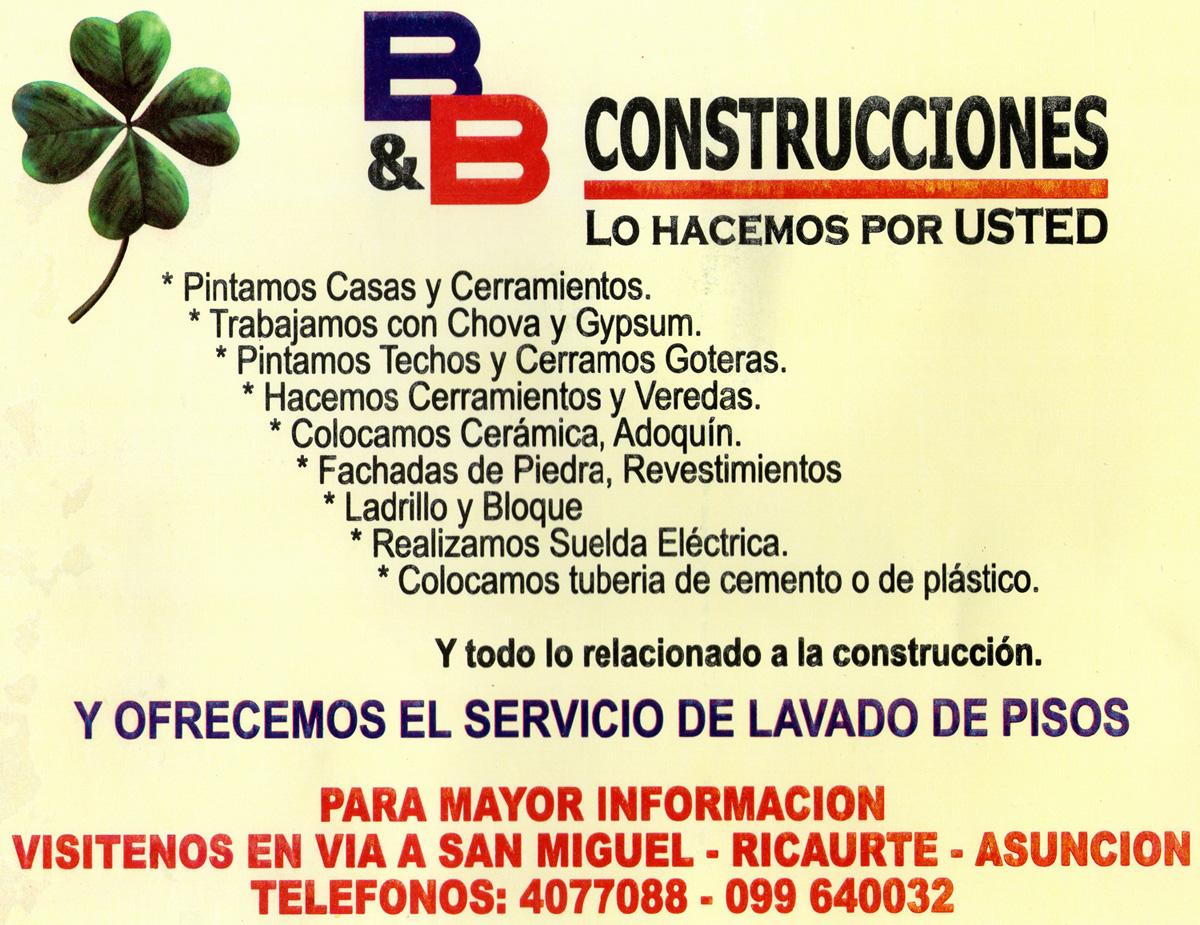 ByB Construcciones