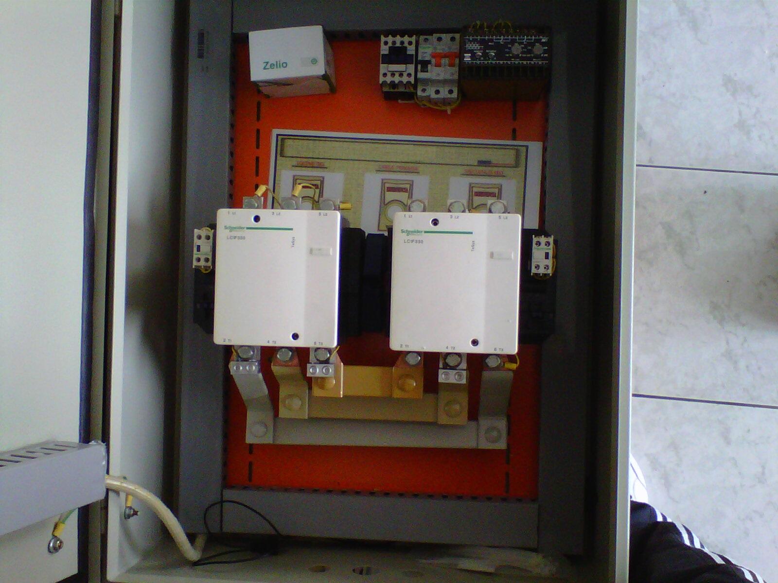 ATP Ingenieria Consultoria, Construcciones Eléctricas-Electrónicas