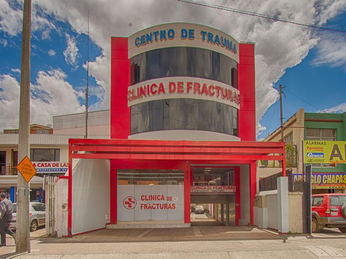 Clinica de Fracturas