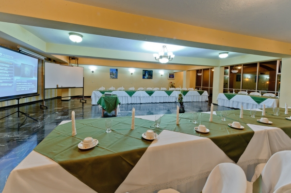 Hosteria y Balneario Termal Rodas