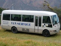 VanService Internacional Transporte y Turismo
