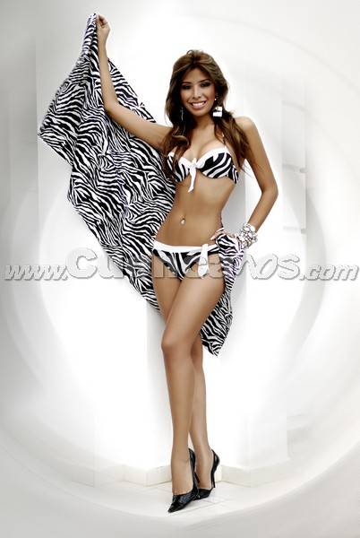 Miss Continente Americano 2008 .- Son 21 bellas mujeres de distintos países de Hispanoamericana que buscarán la corona de Miss Continente Americano, el cual tendrá lugar en Guayaquil, Ecuador el próximo 6 de septiembre . Entre ellas, la boliviana Nicole Alejandra Añez, quién cuenta con el Título de belleza: Título de belleza: Miss Litoral  - Miss Continente Americano Bolivia. Tiene 20 años de edad, Estatura 1,75 y sus Medidas son 92 – 60 - 90