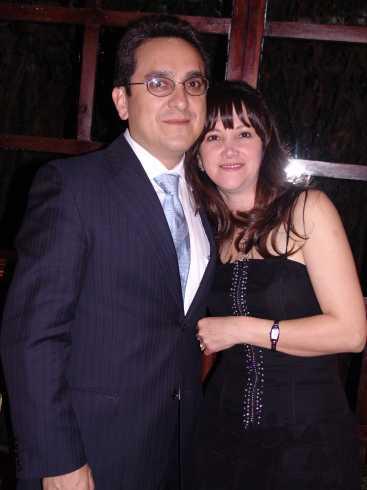 Quince Años Daniela Narvaez .- Josè Ochoa y Gina Galarza