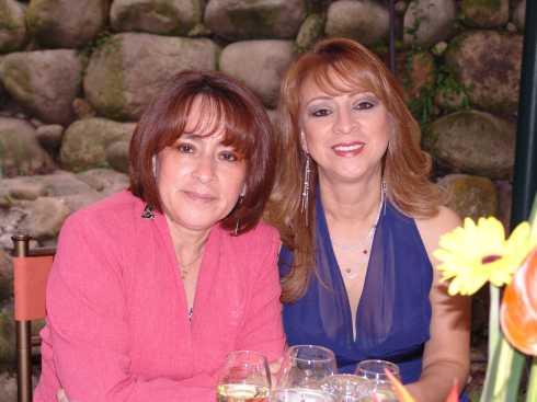 Boda Arias Pazmiño .- Anita Sojos y Lorena Sojos