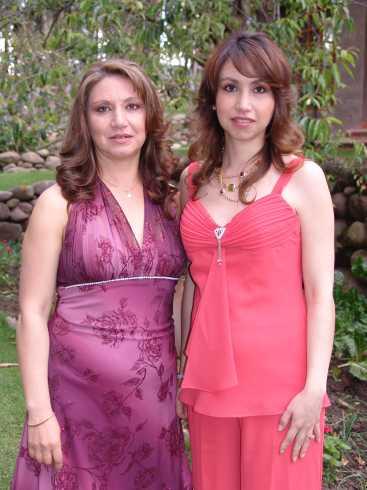 Boda Arias Pazmiño .- Cecilia Arias y Sandra Arias